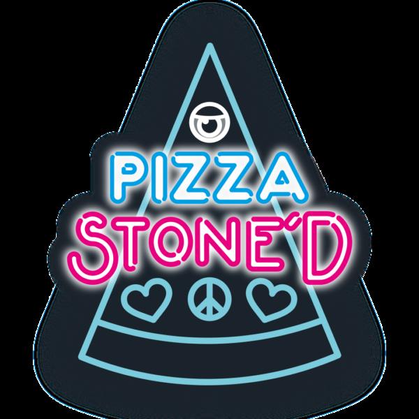 Pizza Stone'd